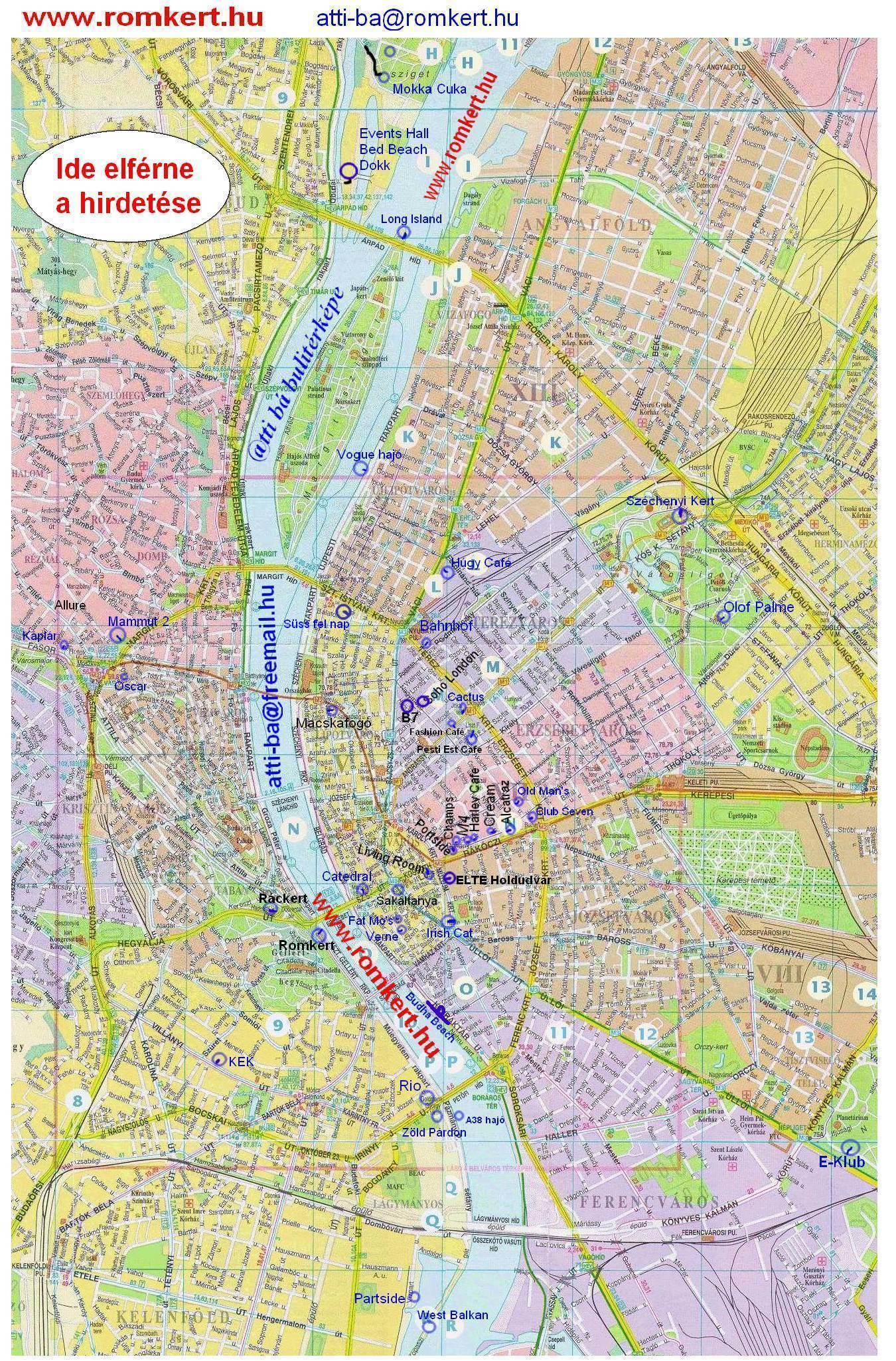 buli térkép budapest romkert.hu   az értelmiségi party portál   buli bulifotók  buli térkép budapest